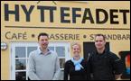 Hyttefadet – Café • brasserie • strandbar