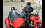 MAJ: Skagen løbet for veteran motorcykler
