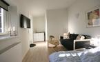 Ny renoveret Dobbelt værelse på Skagen gågade